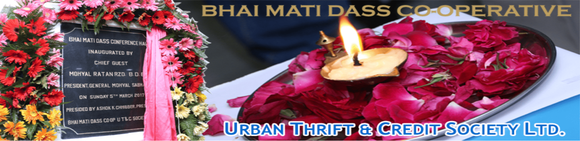 Bhai Mati Dass Co-operative Urban Thrift and Credit Society Ltd