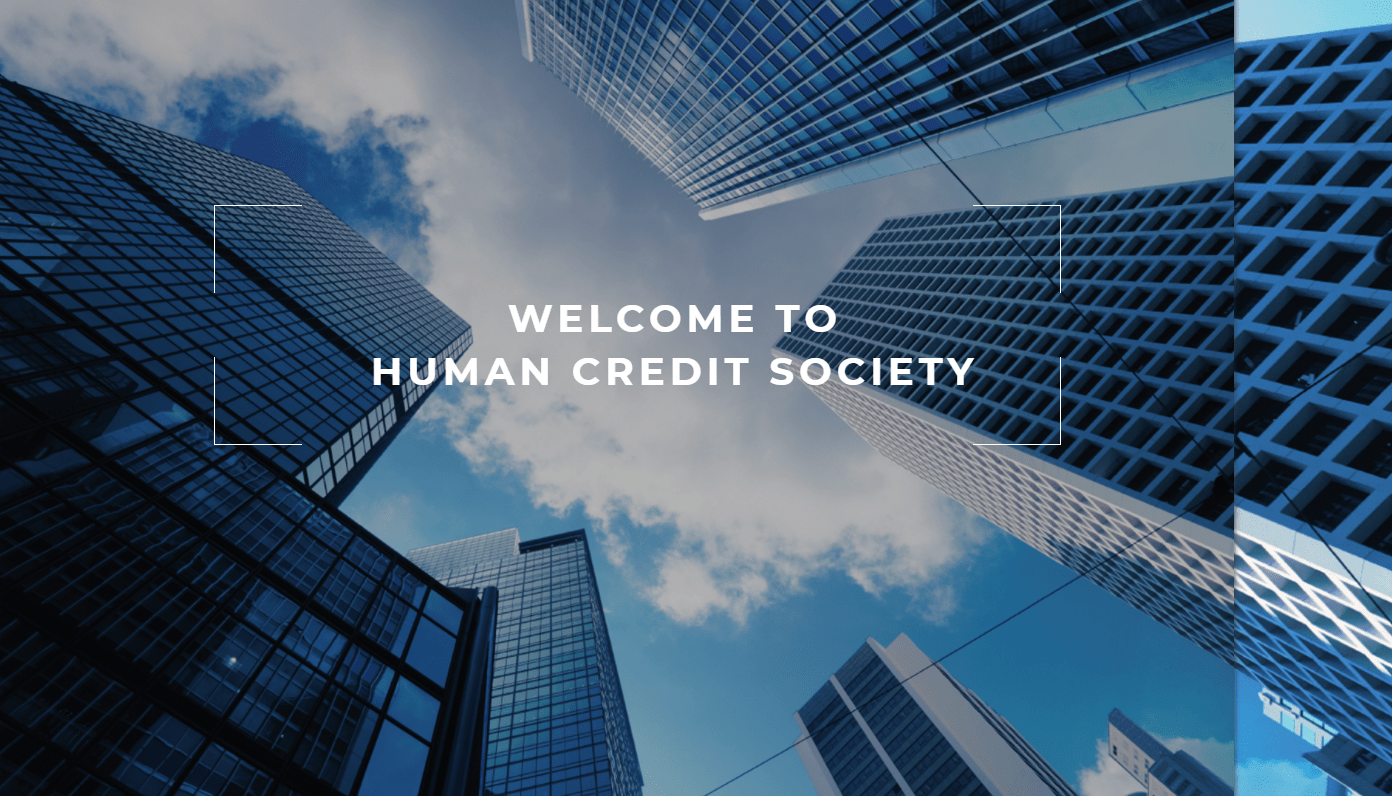 Human Welfare Credit And Thrift Co-operative Society Limited