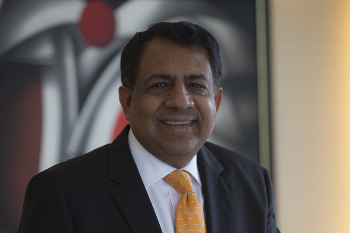 Anand Kripalu named the new chairman of RCB