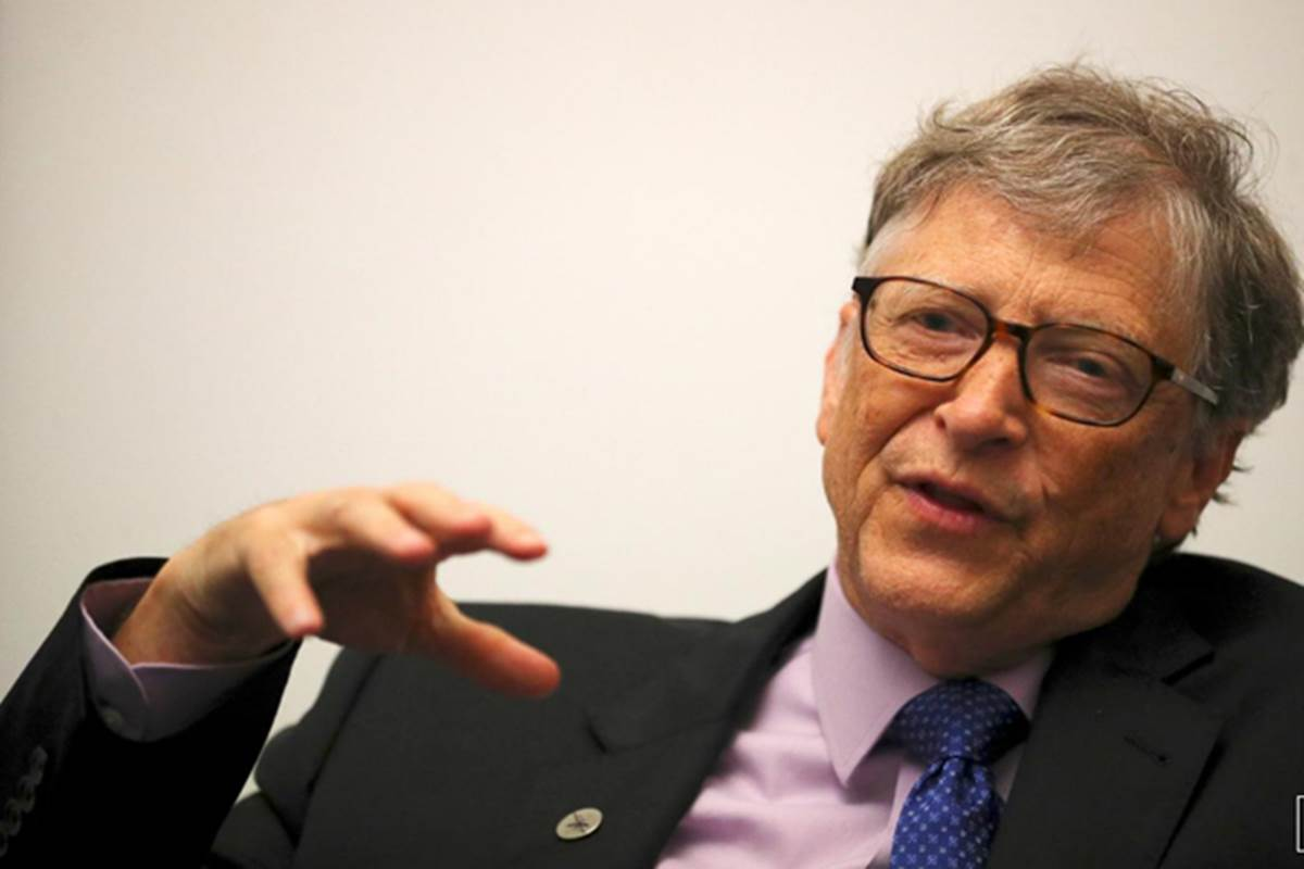 Bill Gates making $200 billion from vaccines? Microsoft co-founder explains math behind 'returns'