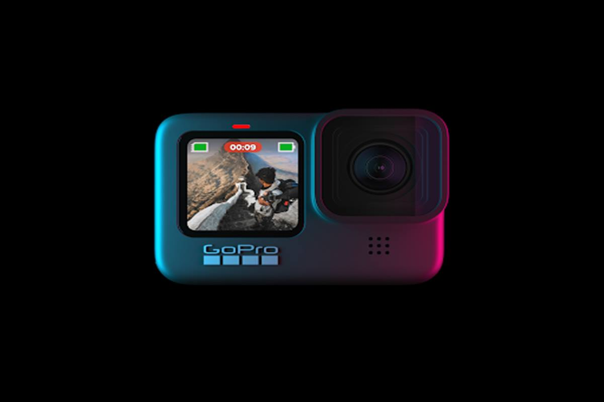 GoPro Hero 9 Black action camera launched with dual display, 5K video recording; top features, India price and all details