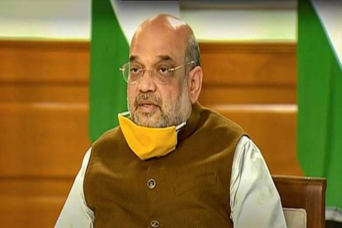 Home Minister Amit Shah dischaged from AIIMS, Delhi