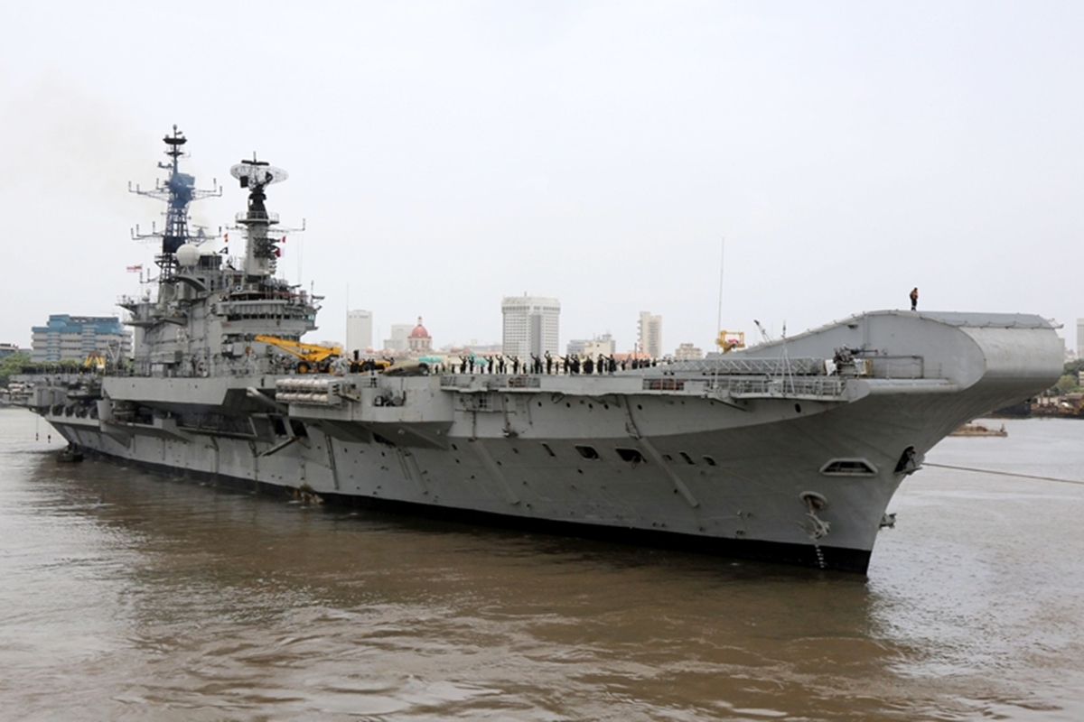INS Viraat's final journey! 57 glorious years of world's longest-serving warship in Indian Navy, Royal Navy