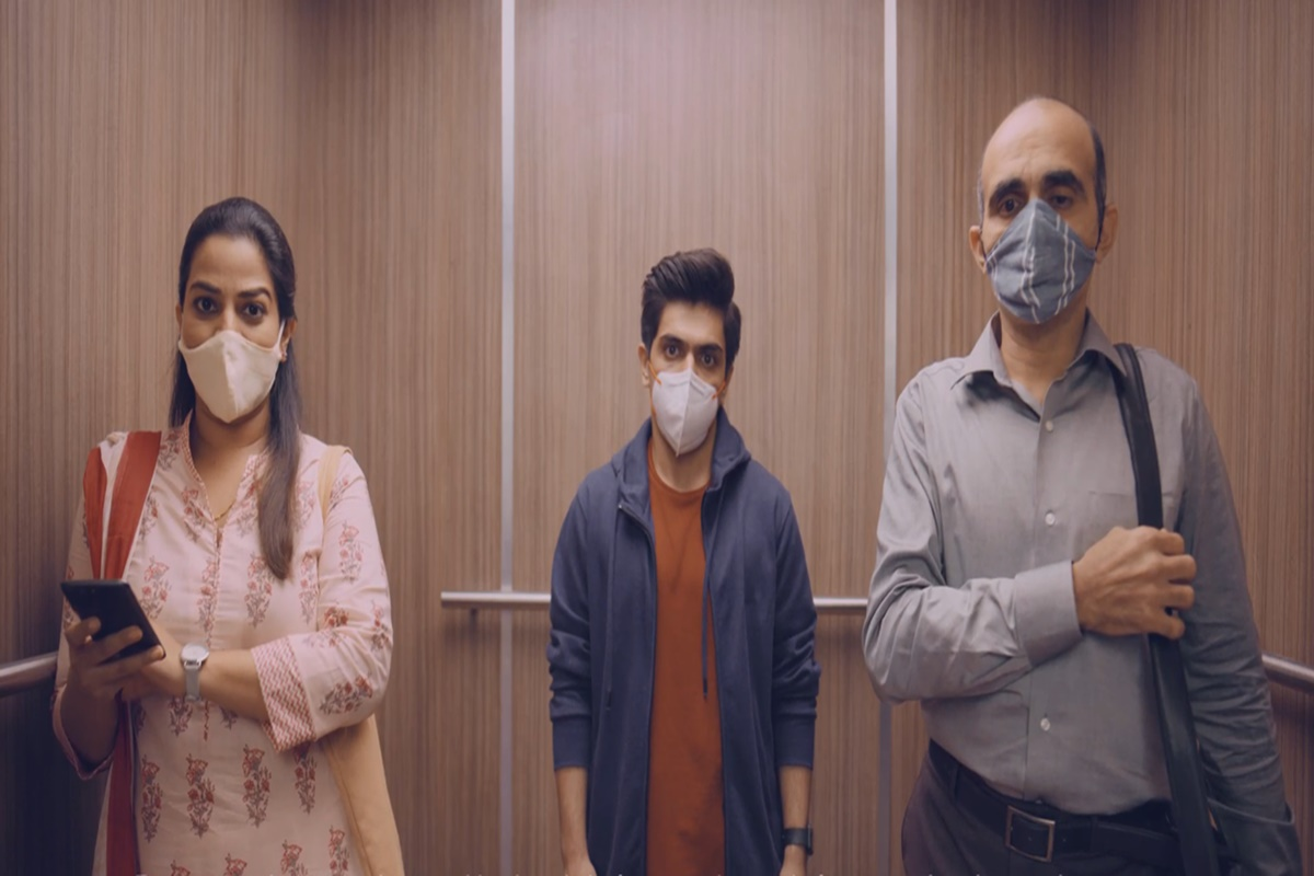 ITC Savlon's new campaign underlines the importance of wearing masks