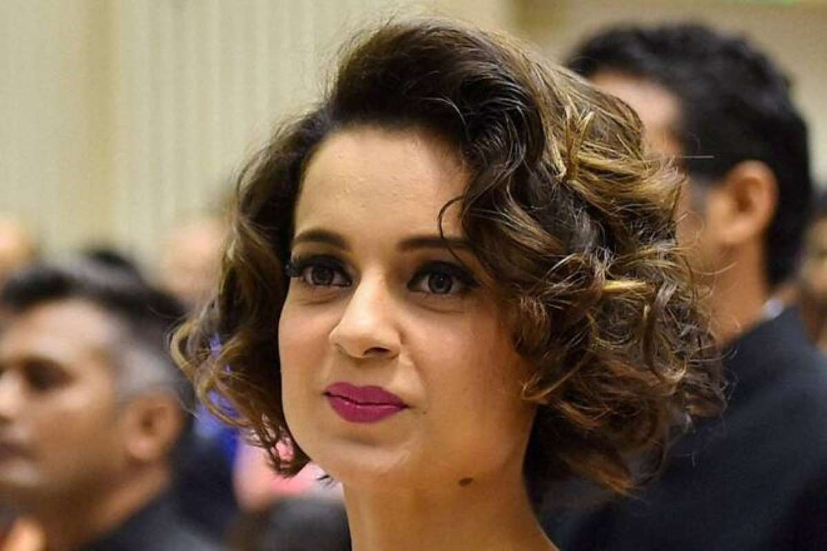 Kangana first Bollywood star to be guarded by CRPF commandos