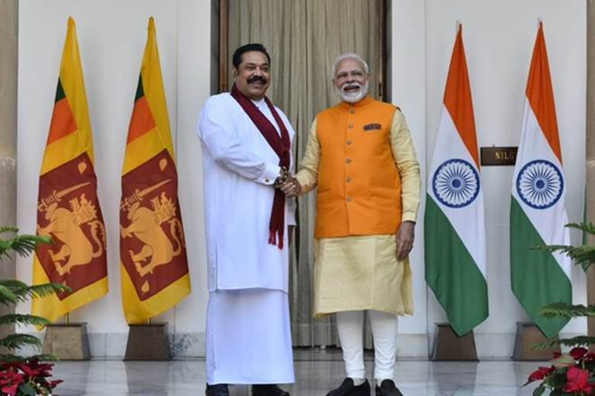Neighbourhood First: Post COVID-19 India and Sri Lanka to deepen relations