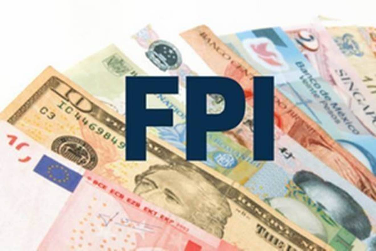 Net FPI inflows in equities at $10.8 billion since May
