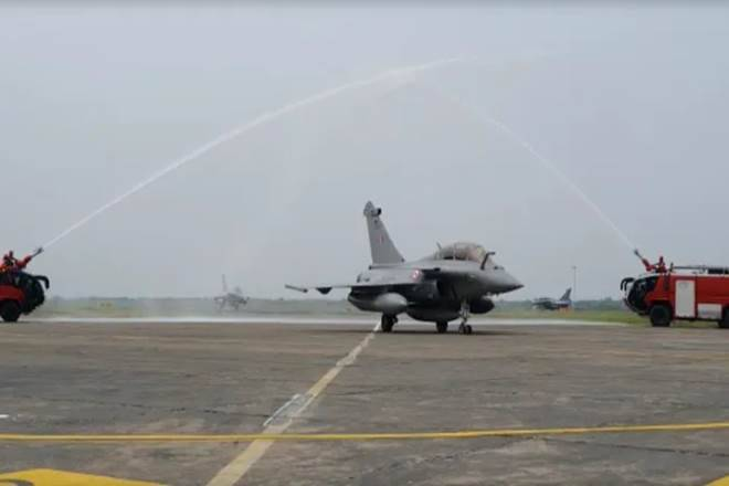 Rafale induction in IAF: Ambala Air Base gets ready to formally inducted the French fighters on Sept 10