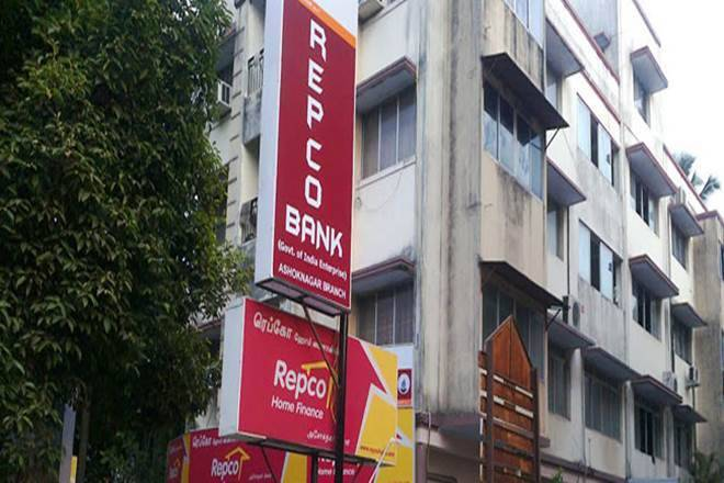 Repco Home Finance net up 3% to Rs 64 cr