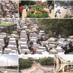 Revolutionary road: Ambitious plans afoot across the country to transform its roads and streets