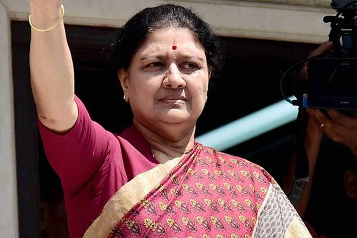 Sasikala requests Bengaluru prison not to reveal details of her release, suspects political vendetta