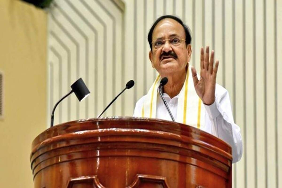 Vice President Venkaiah Naidu tests positive for COVID-19