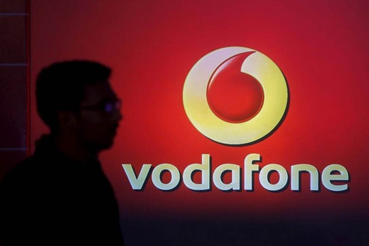 Vodafone shows up India in a big way