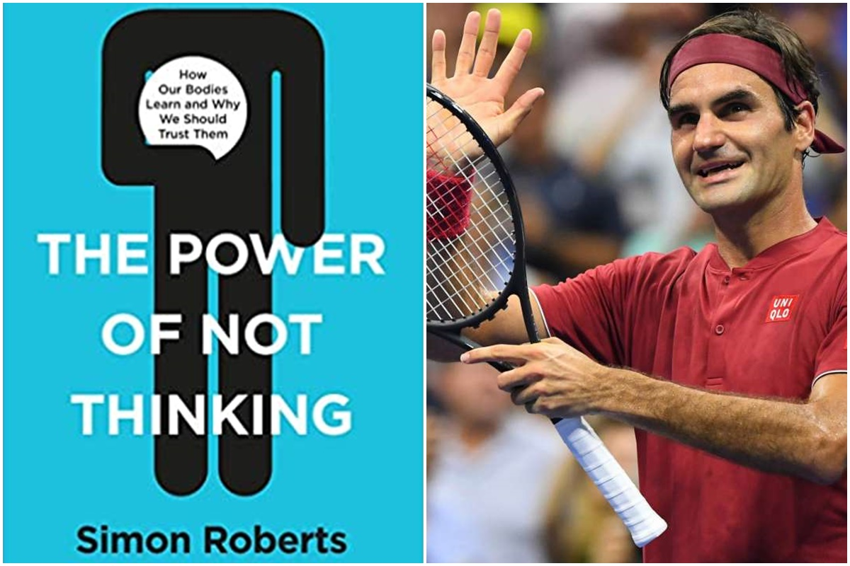 Book Review: The Power of Not Thinking by Simon Roberts