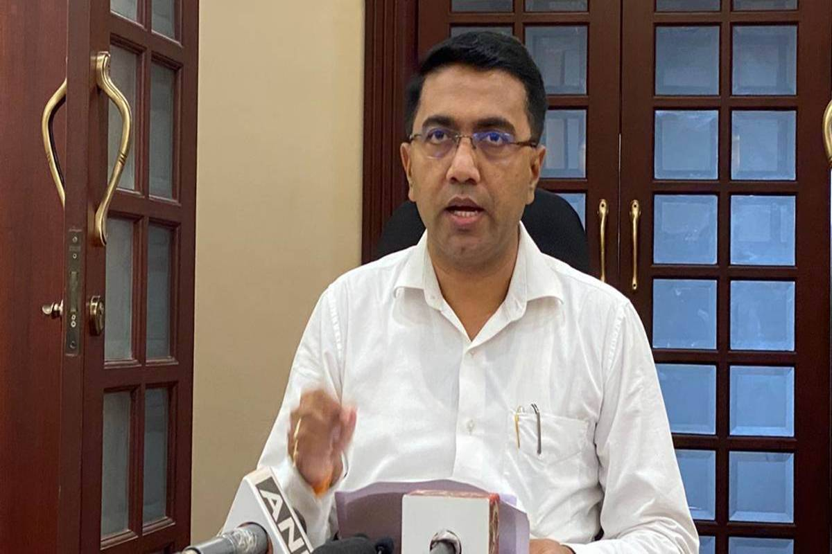 Goa to offer red-carpet welcome to US firms investing through FDI route, says CM Sawant