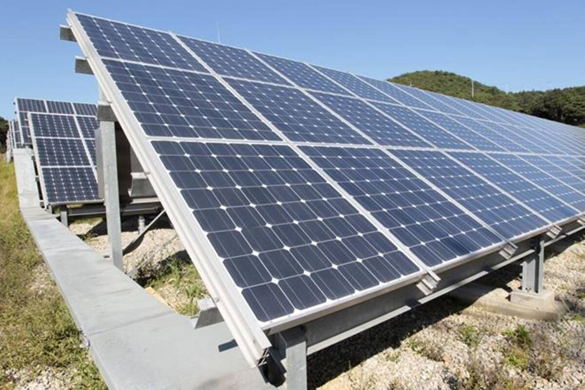 Govt plans interest subvention for solar cell and wafer manufacturers