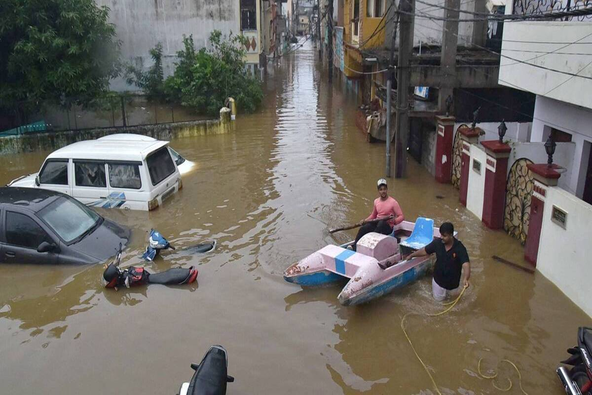 Hyderabad floods: What caused deluge in 2000 and GSI's suggestions for future prevention