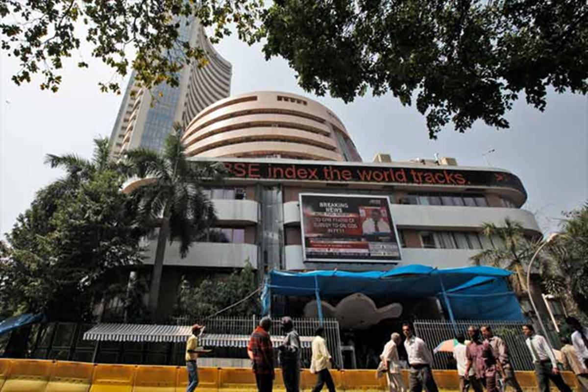 Sensex, Nifty end flat with marginal gains, mirroring Asian peers; financials drag indices