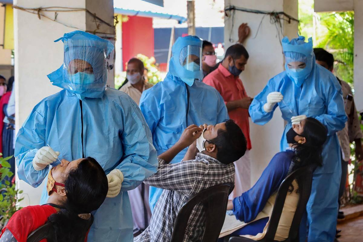 Sero survey findings hint coronavirus spread in Kerala higher than confirmed Covid-19 cases in state