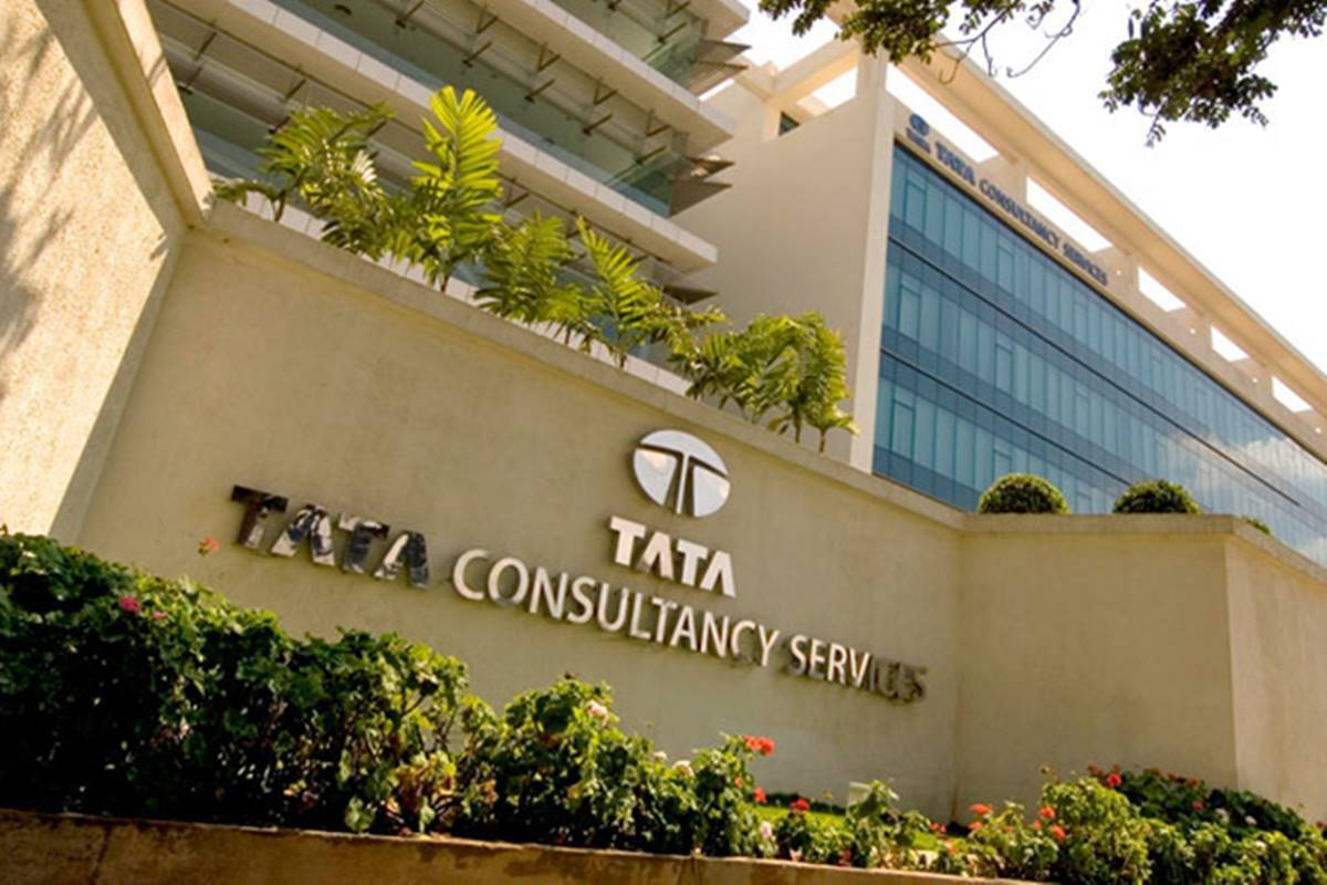 TCS share price falls nearly 2% on profit-booking; stock slips 6% from 52-week high