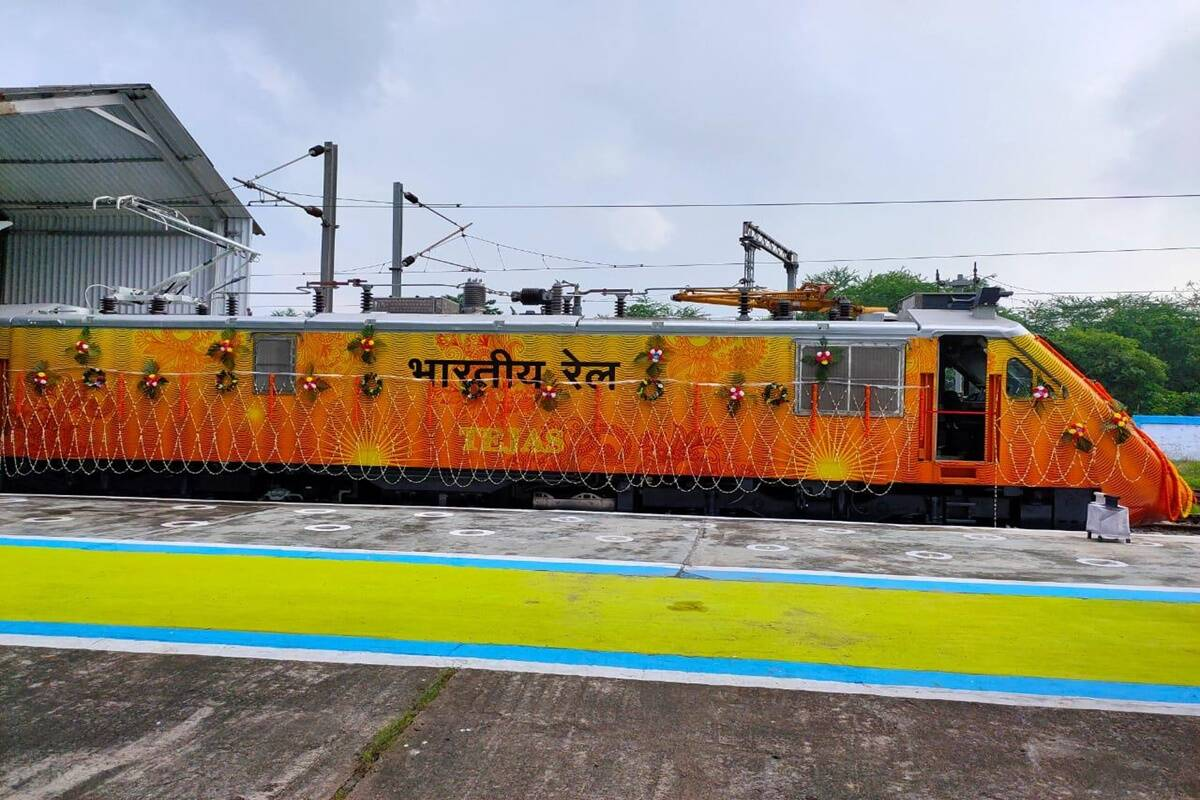 Wow! Indian Railways rolls out 160 kmph electric locomotives for premium passenger trains; details