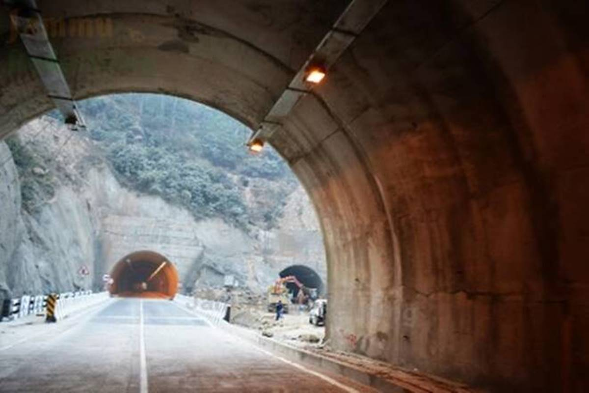 Zojila Tunnel: Blasting process launched for construction of Asia's longest bi-directional tunnel