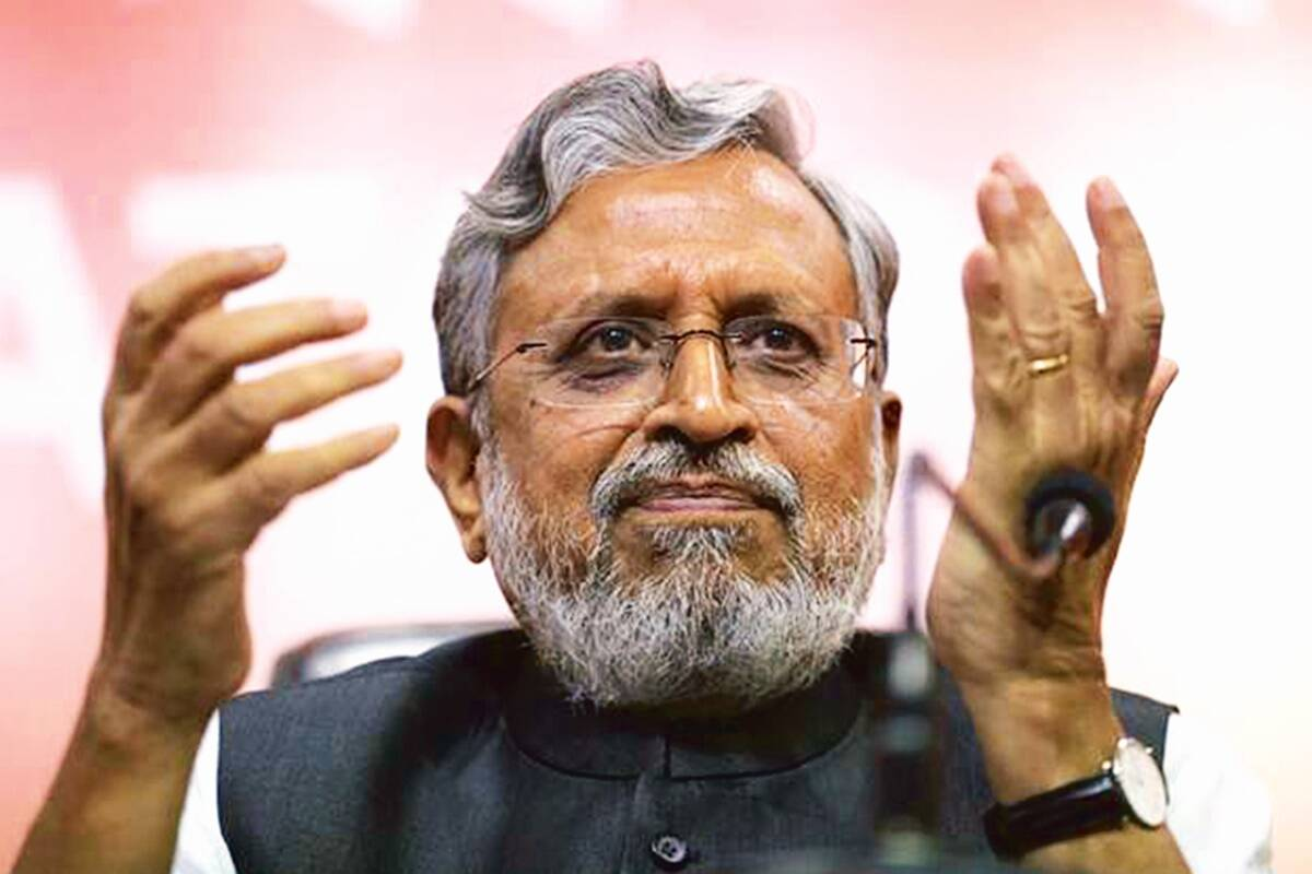 Amid suspense on deputy CM, Sushil Modi says: Nobody can snatch the post of party worker from me