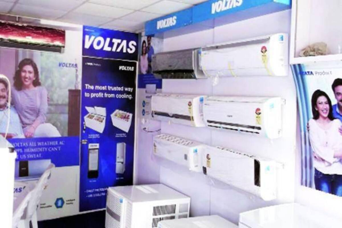 Analyst Corner: 'Sell' on Voltas; revise fair value to Rs 655
