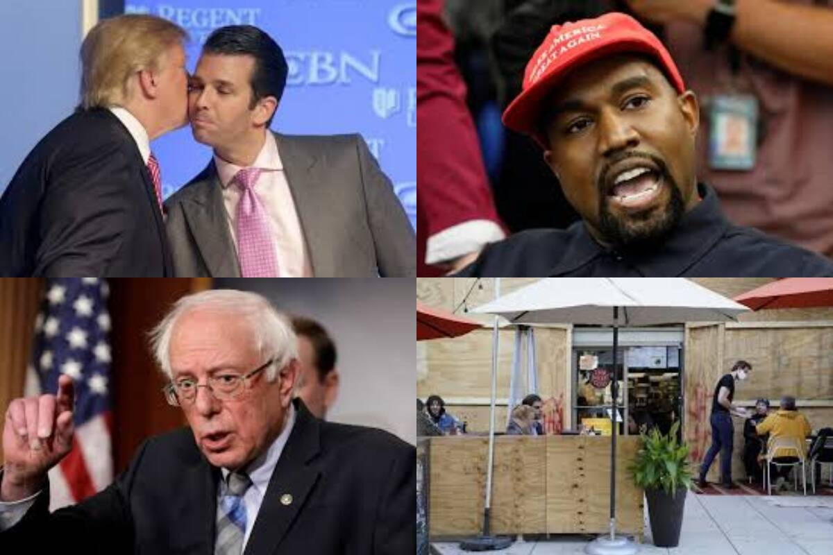 Bernie 'Nostradamus' Sanders to Kanye West's hope: Top 5 Twitter moments from US Elections