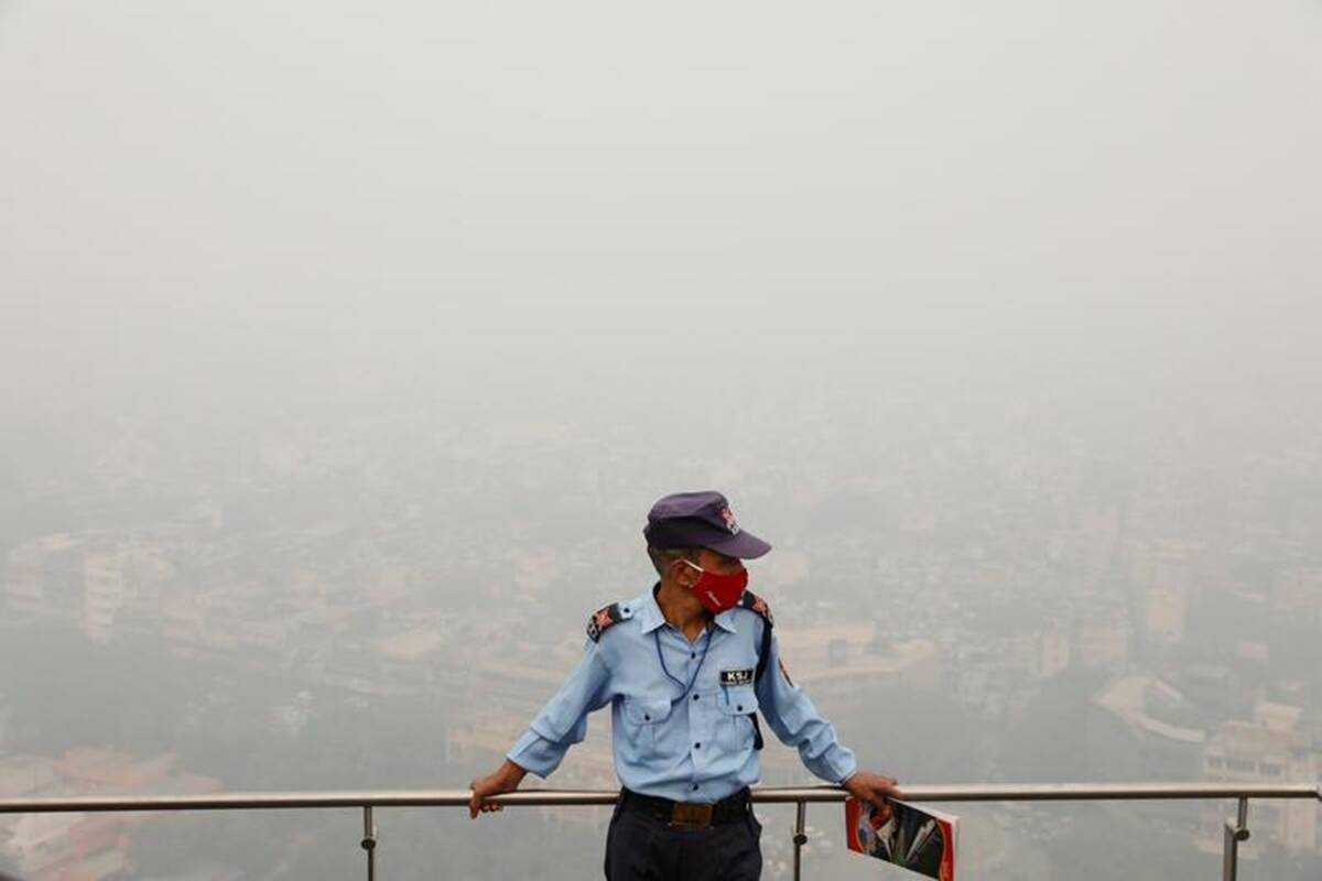 Delhi air quality, air pollution: Air Quality slips to 'very poor', over 12 times worse than WHO safe limit