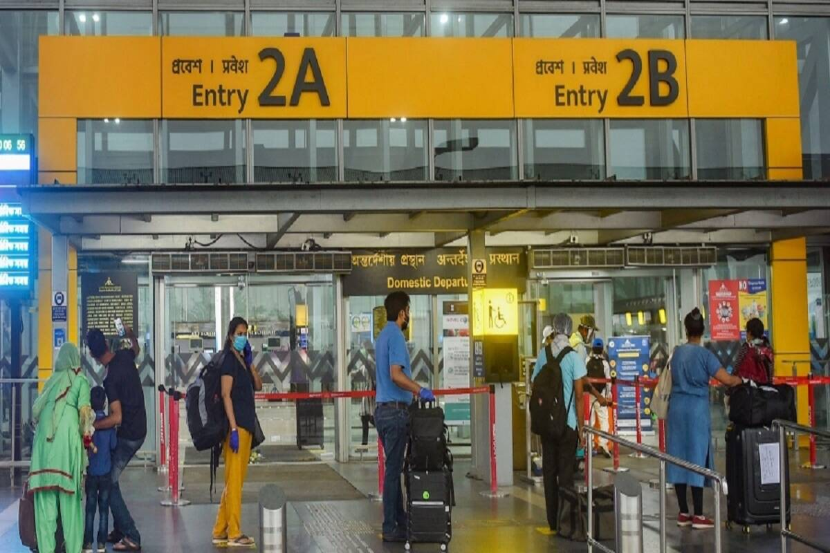 Delhi airport makes COVID-19 testing facilities available for all passengers before flight departure