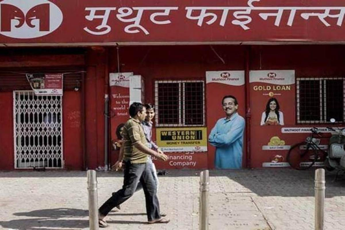 Muthoot Finance loan-to-value currently at 61%