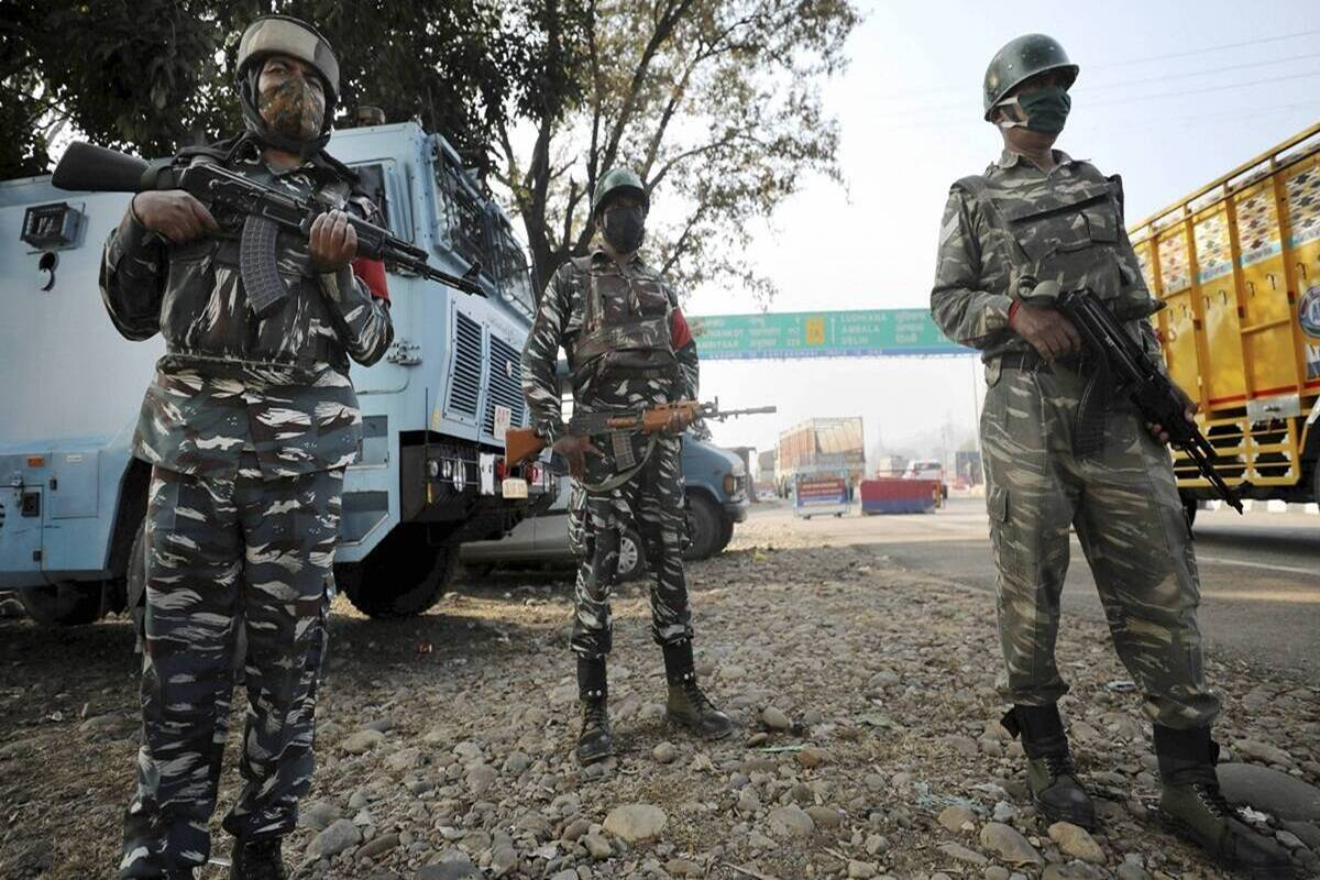 Nagrota encounter: India briefs the international community on Pakistan's attempts to carry terror attacks