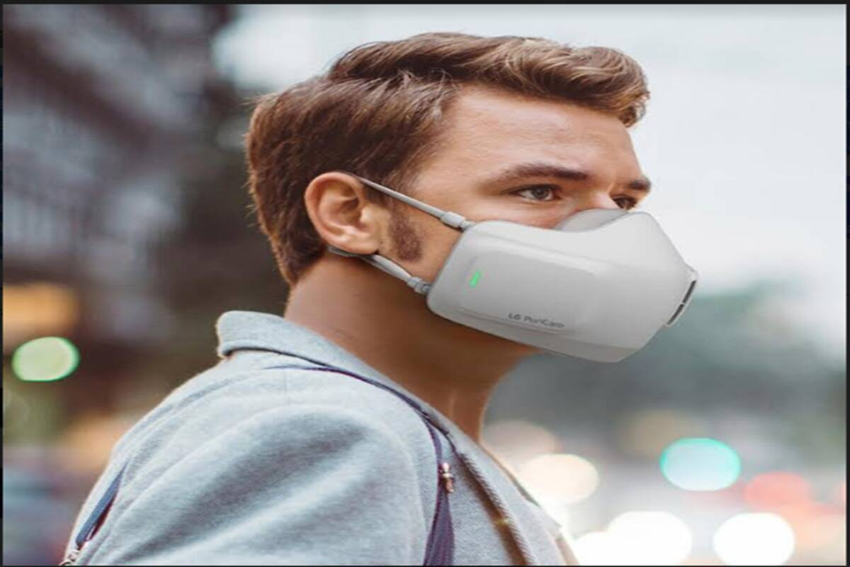 Anti-viral tech: From smart masks to wearable air purifiers, technology is at the forefront of the fight against the virus today