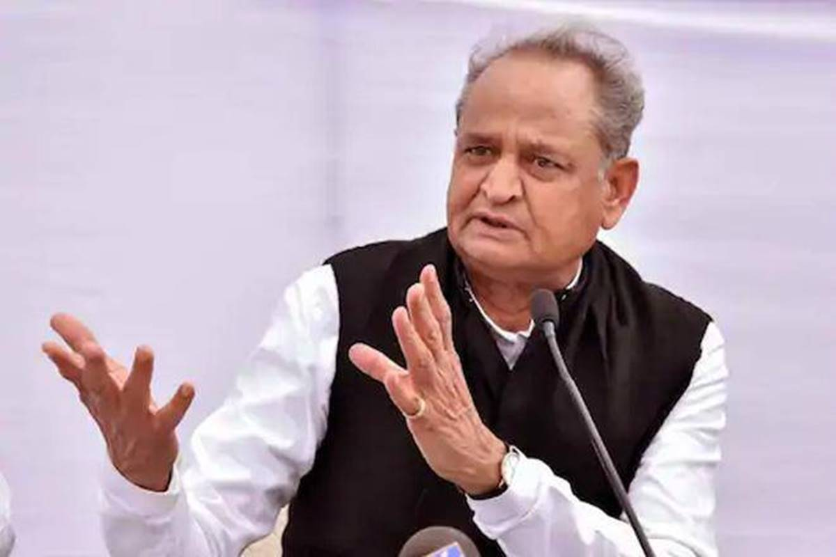 Ashok Gehlot claims BJP tried to topple Congress govt in Rajasthan