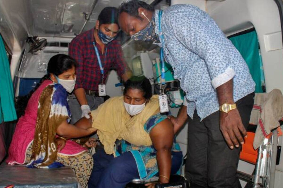 City in one of richest districts of Andhra grapples with mystery illness
