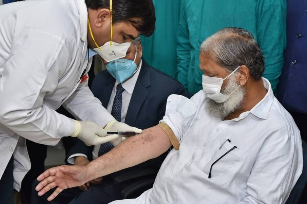 Covid-19 vaccine roll-out: Lessons from the Anil Vij controversy