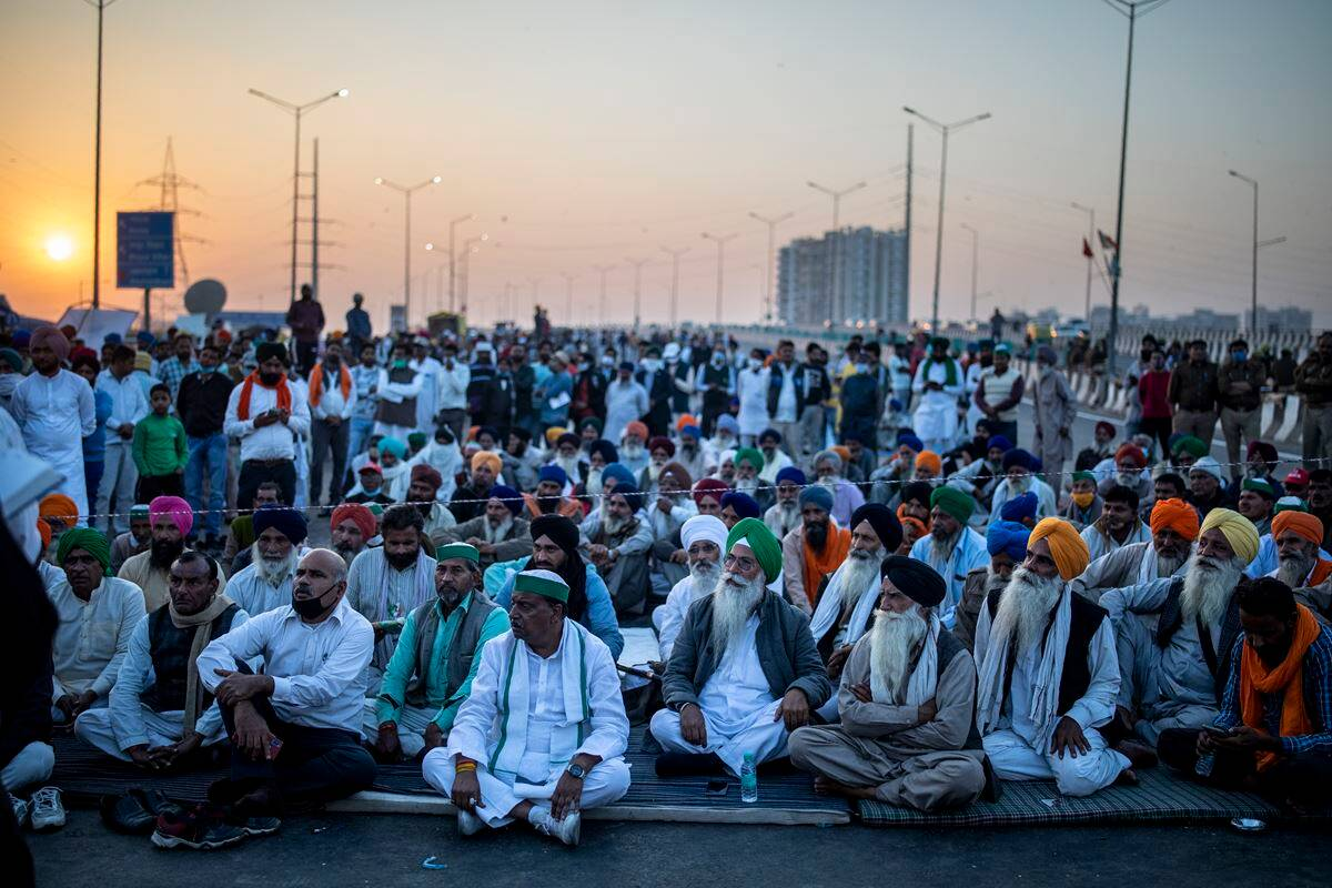 Farmers Protest Live News: Farmers announce hunger strike on Monday
