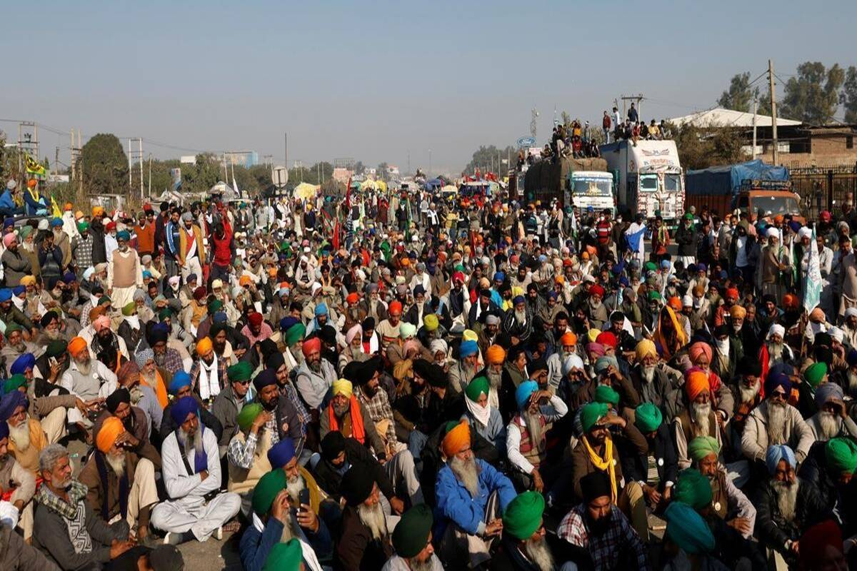 From plate to plough: Policy options to deal with the farmer protests