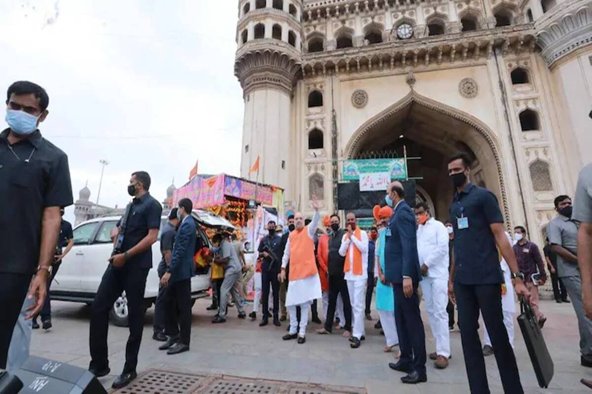 Hyderabad Polls, GHMC Election 2020: BJP vs AIMIM vs TRS — All you need to know