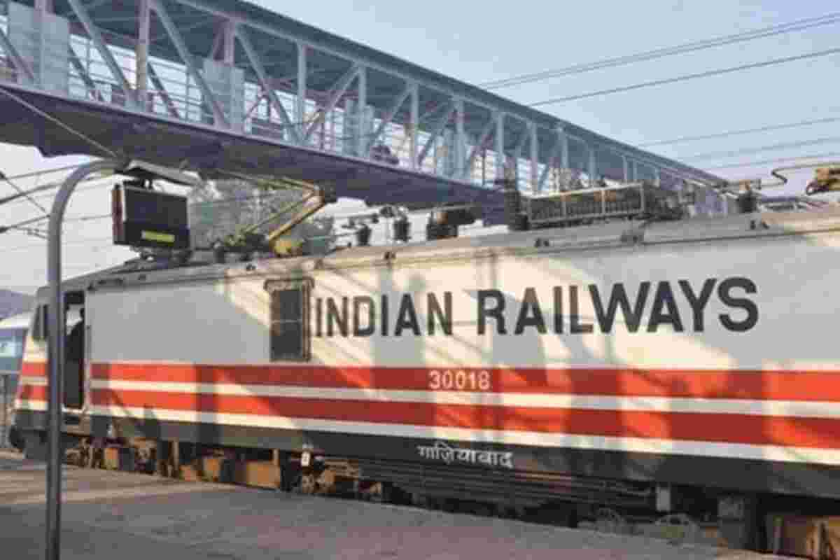 Indian Railways freight loading up 9% in December