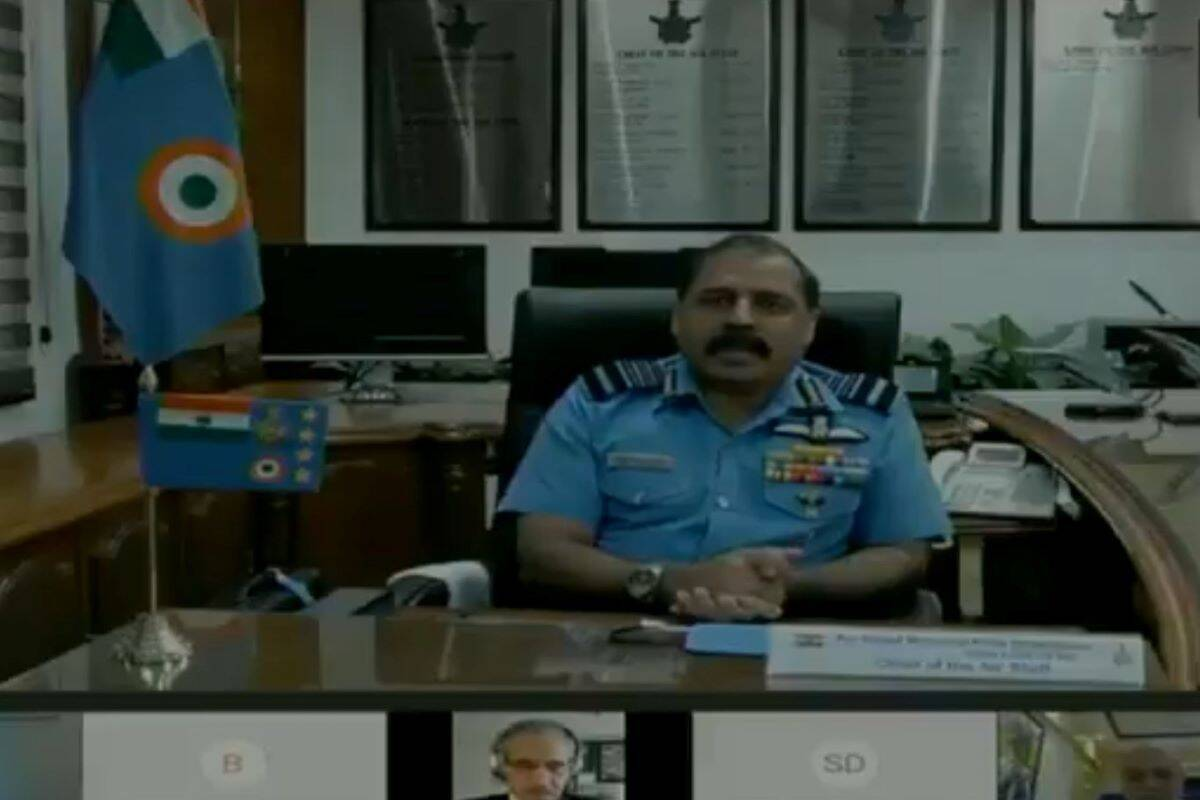 India's challenge is to understand China's game plan, says Air Chief Bhadauria