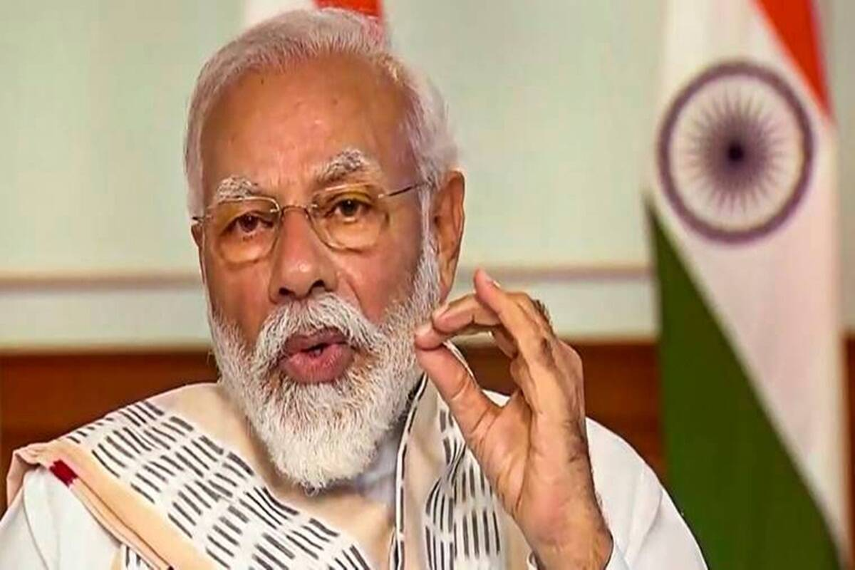 PM address to farmers LIVE: Modi pays tributes to former PM Atal Bihari Vaajpayi, to interact with farmers at 12 PM