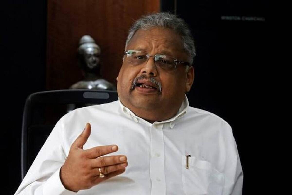 Rakesh Jhunjhunwala's worst performing stocks; Big Bull lost Rs 303 crore in these shares