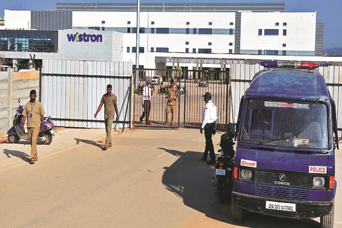 Wistron plant violence: DPIIT to Karnataka: Ensure investor sentiments are not affected