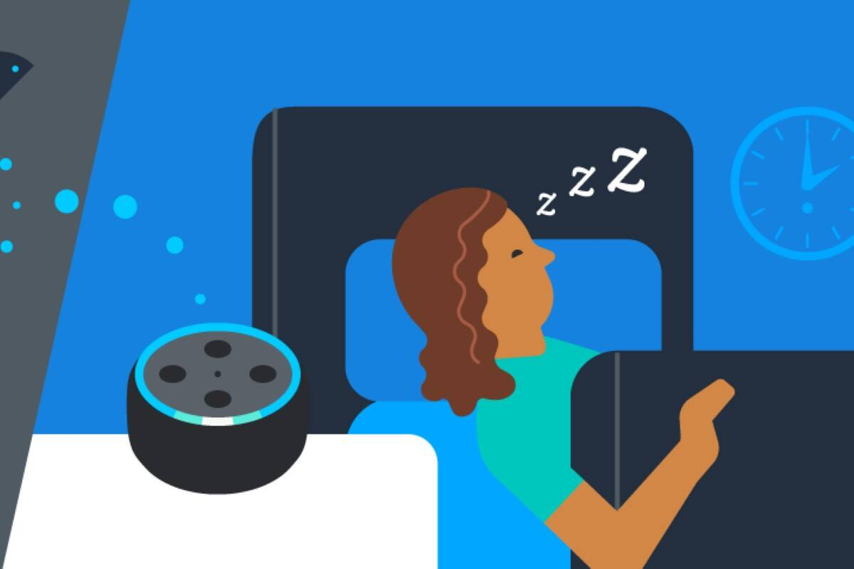 Amazon is reportedly developing Alexa-powered device to track signs of sleep apnea; Details