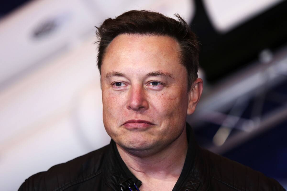 Elon Musk asks Twitterati to use WhatsApp rival but instead they sent stock of unrelated company flying
