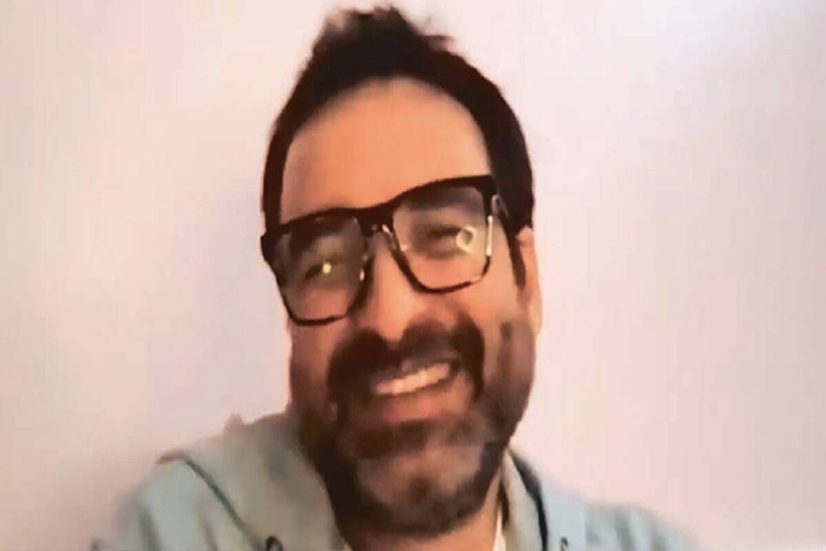 Express Adda: A part of my soul goes into the making of a subtle performance, says Pankaj Tripathi