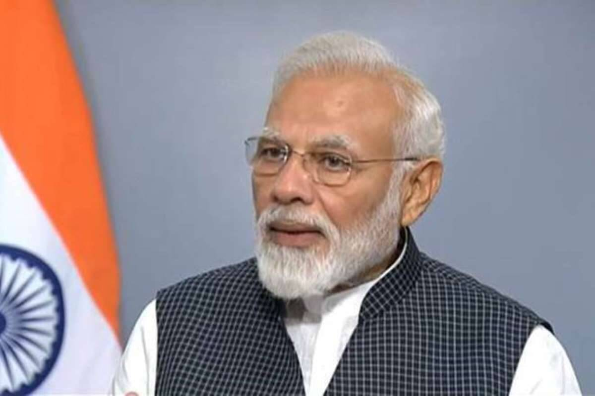 PM Narendra Modi says Atmanirbhar Bharat not about flooding world with Indian products
