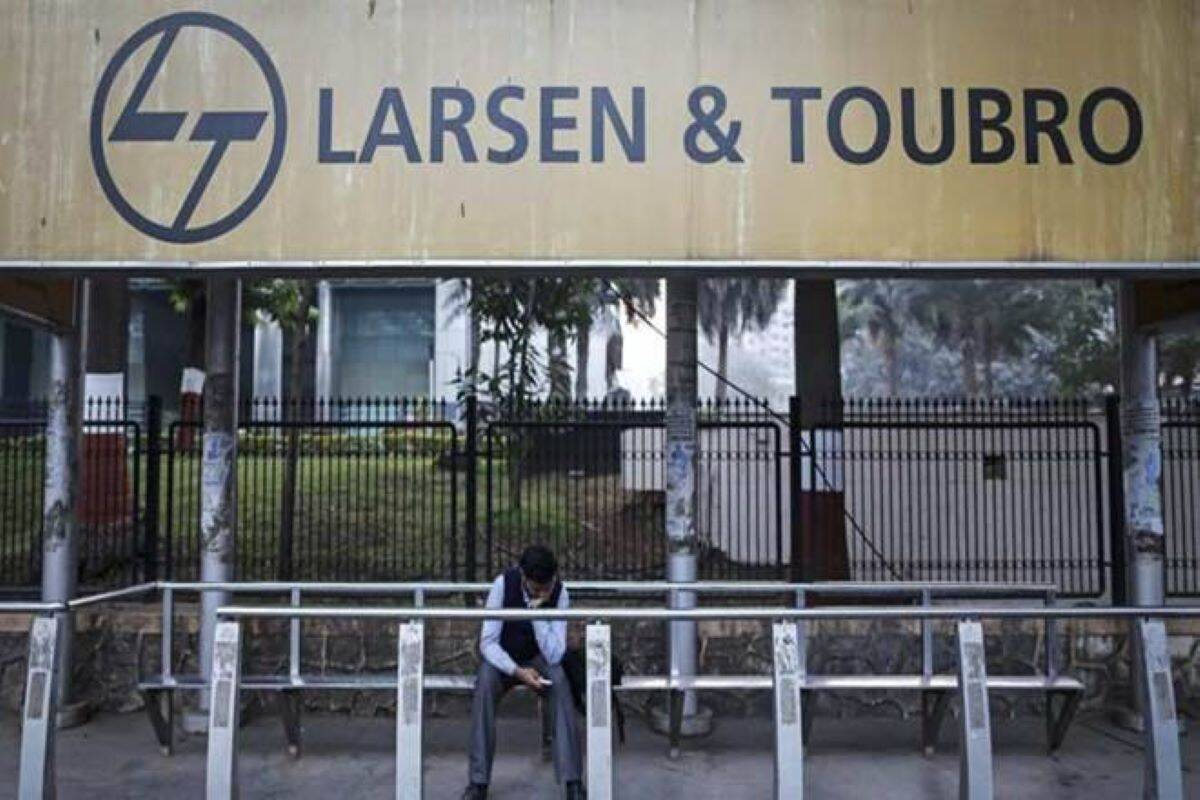Raise FV on L&T by 8% to Rs 1,410 on order buoyancy
